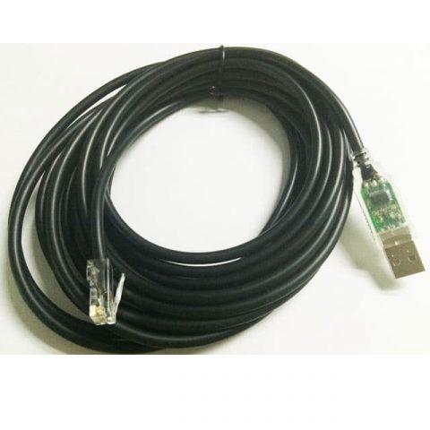 Cavo-console da USB a RJ45-7