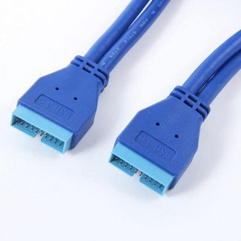 USB3.0-20Pin-M-M-Cable